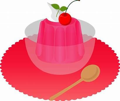 Clipart Dessert Gelatin Pie Creazilla Transparent