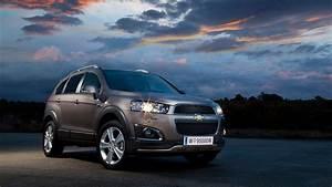 Chevrolet Captiva Updated For 2013  2014
