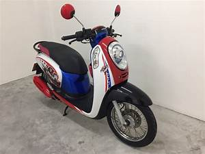Honda Scoopy I - Easy Finance - 26 000 Bath