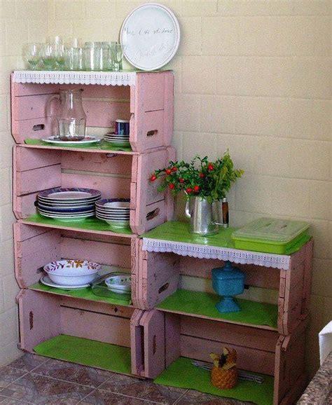 estanteee homeorganization ideas en  reciclar