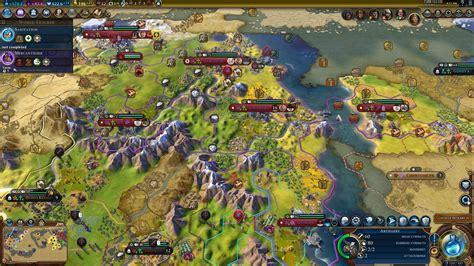 civilization  rise  fall review   era gamespot