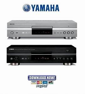 Yamaha Dvd