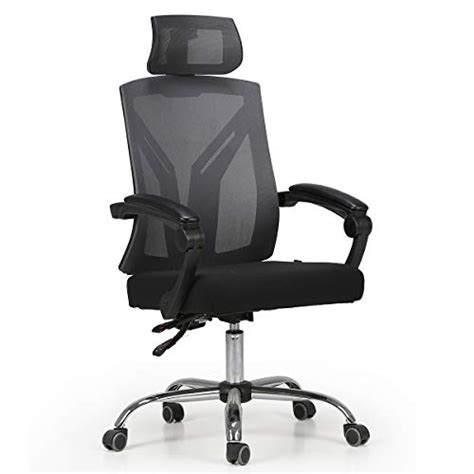 hbada ergonomic office chair modern high  desk chair