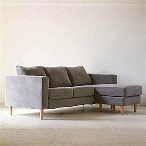 Quincy chaise sectional sofa from urban outfitters quick for Quincy sectional sofa