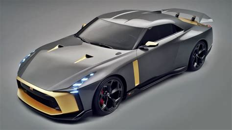 2019 Nissan Gtr Italdesign  Return Of The King! Youtube
