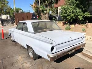 1962 Ford Fairlane Mustang II front clip 351w 62 Front Disc Brakes for sale: photos, technical ...