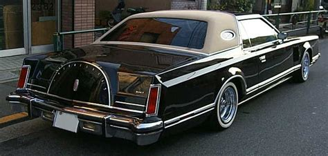 "79 Lincoln Continental Mark 5 "" Cartier"
