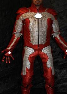 Iron Man 2 Motorcycle Suit Now Available