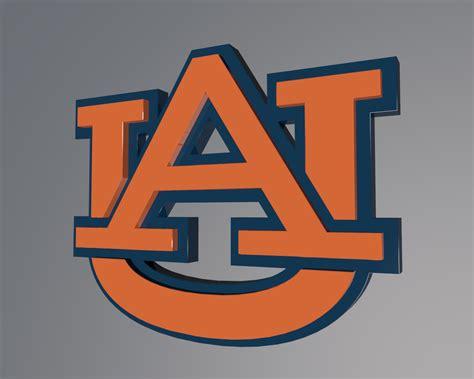 Auburn Tigers 3d Sports Logo By Aberrasystems On Deviantart
