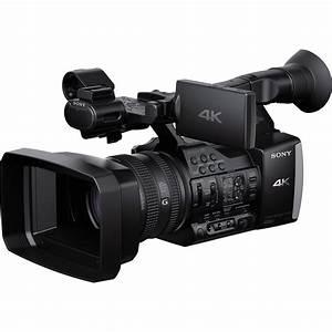 Sony FDR-AX1 Digital 4K Video Camera Recorder FDR-AX1 B&H Photo