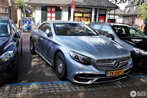 There are two main things that distinguish the s560 4matic from its more powerful sibling, the s650; Mercedes-Maybach S 650 A217 - 25 August 2018 - Autogespot