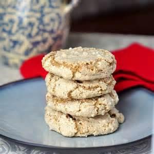 Meringue Cookies with Nuts