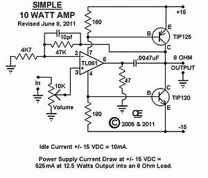 Electrical Engineering  Electrical Wiring  Diy Amplifier