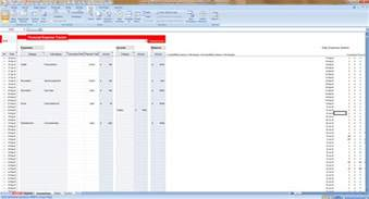Ms Excel Templates Expense Tracking Spreadsheet Template Spreadsheet Templates For Busines Income And Expenditure