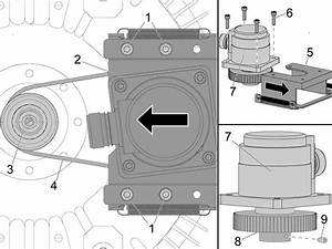 40  50-taper Spindle - Shafted Encoder - Replacement