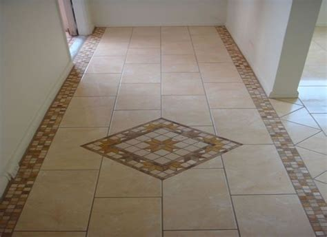 Flur Dekorativ Gestalten by Tile Flooring Designs Ceramic Tile Floor Designs Ateda