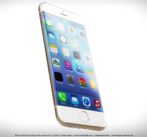 iphone 6 rumors following the rumors of curved iphone 6 here comes the