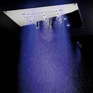 Douche Pluie Encastrable : ciel de pluie spa 620 ~ Dallasstarsshop.com Idées de Décoration