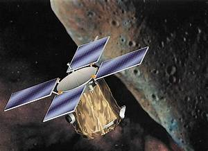 Near Earth Asteroid Rendezvous Shoemaker | spacecraft ...