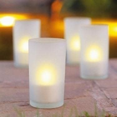 fiaccole da giardino candele da giardino complementi arredo giardino