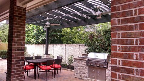 outdoor living color schemes houston designers offer ideas