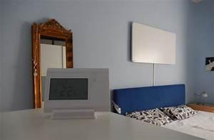 Bett An Der Decke Befestigen : infrarotheizung im schlafzimmer ber dem bett oder wie infrarotarena ~ Bigdaddyawards.com Haus und Dekorationen