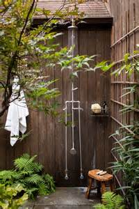 rustic bathrooms designs 30 cool and relaxing outdoor shower ideas gardenoholic