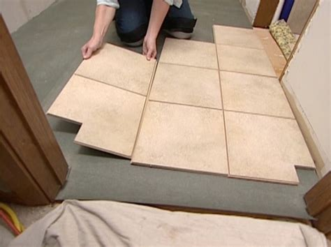 Advantage & Disadvanatge of Floating Tile Floor   Flooring