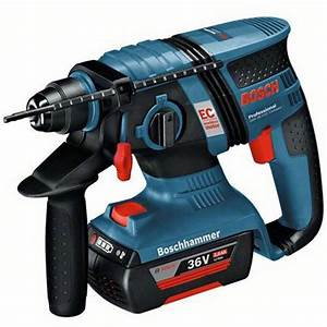 Perforateur Burineur Sans Fil : bosch professional perforateur burineur compact 36 v 2 0 ~ Premium-room.com Idées de Décoration