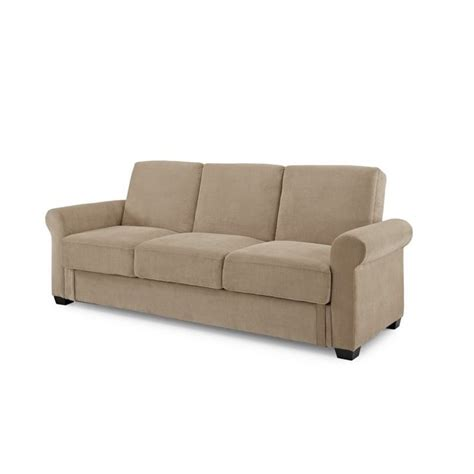lifestyle solutions serta dream thomas convertible sofa in