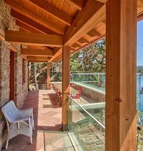 terrasse couverte 30 idees sur l39auvent en bois et la With terrasse couverte en bois