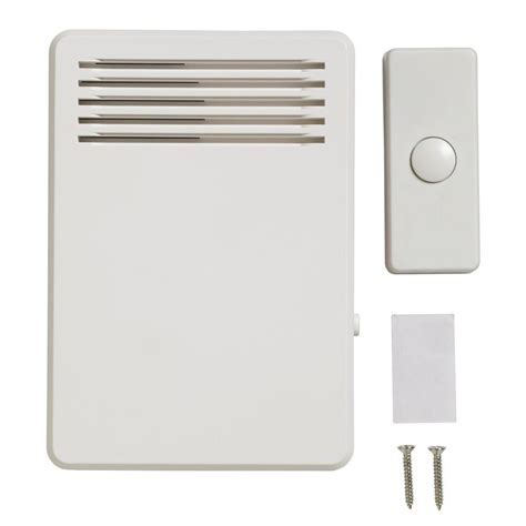 door chime kit analog chime doorbell home depot analog chime doorbell