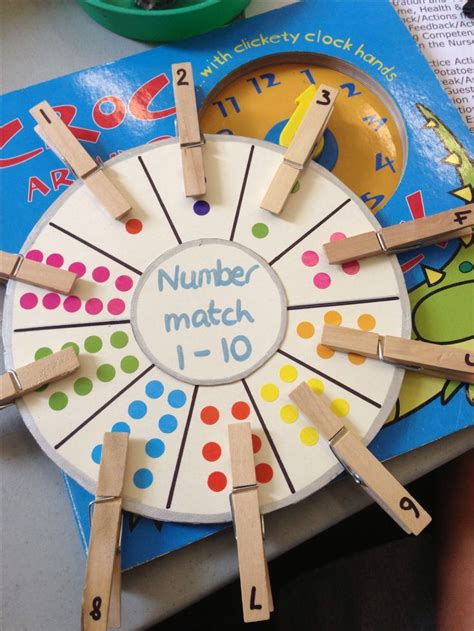 image only number matching wheel using clothespins and 179 | a6ba880425ee15f59df82ae29e494730