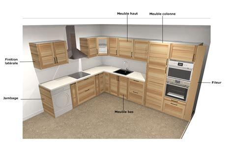 ikea cuisine 3d plan de cuisine ikea beau hotte de cuisine ikea 4 buffet