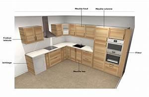 Plan De Cuisine 3d : installation cuisine ikea ~ Nature-et-papiers.com Idées de Décoration