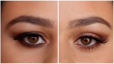hooded eyes      genius makeup tricks today