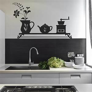 Stickers Muraux Cuisine : stickers cuisine des prix 50 moins cher qu 39 en magasin ~ Premium-room.com Idées de Décoration