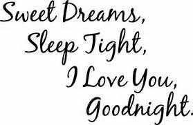 Dreams  Sleep Tigh...