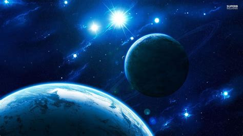 blue space wallpapers wallpaper cave