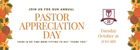 pastor appreciation day british columbia christian academy