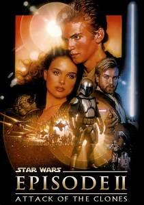 Poster Star Wars : star wars episode ii attack of the clones movie ~ Melissatoandfro.com Idées de Décoration