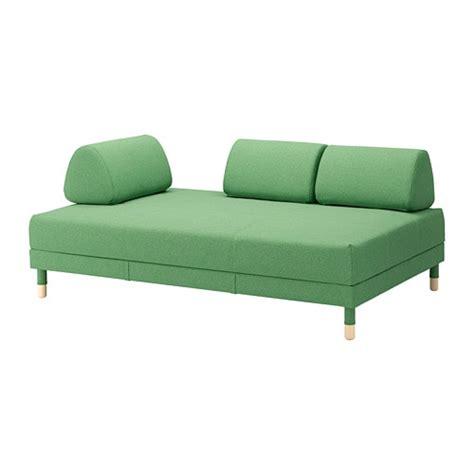 sofa cama verde ikea flottebo sof 225 cama lysed verde ikea