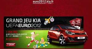 Gagner Des Places Pour L Euro 2016 : euro 2012 places gratuites kia rio gagner ~ Medecine-chirurgie-esthetiques.com Avis de Voitures