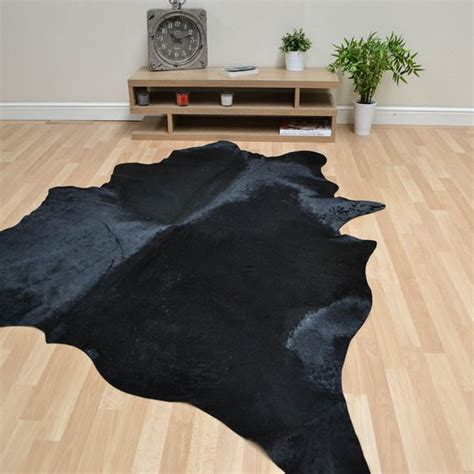 Cowhide Rugs Uk by Coloured Cowhide Rugs Free Delivery At The Rug Seller