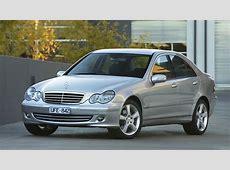 MercedesBenz C200 Kompressor 2005 Review CarsGuide