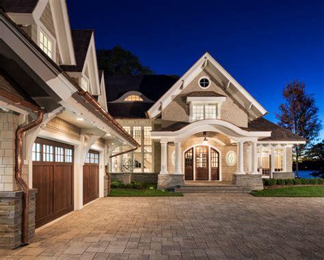 shingle style lakeside cottage mansion idesignarch interior design architecture interior