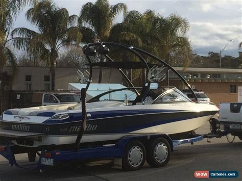 Tige Boats For Sale Australia by 2006 Malibu Response Lxi Same As Mastercraft Tige