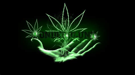 3d Weed Wallpapers ·①
