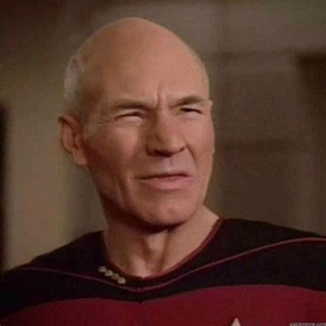 Annoyed Picard Meme - meme template search imgflip