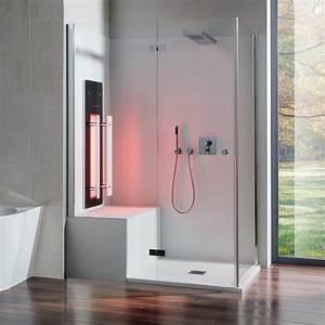 Glasscheibe Für Dusche : infrarotpaneel bilbao f r die dusche hitl gmbh ~ Lizthompson.info Haus und Dekorationen